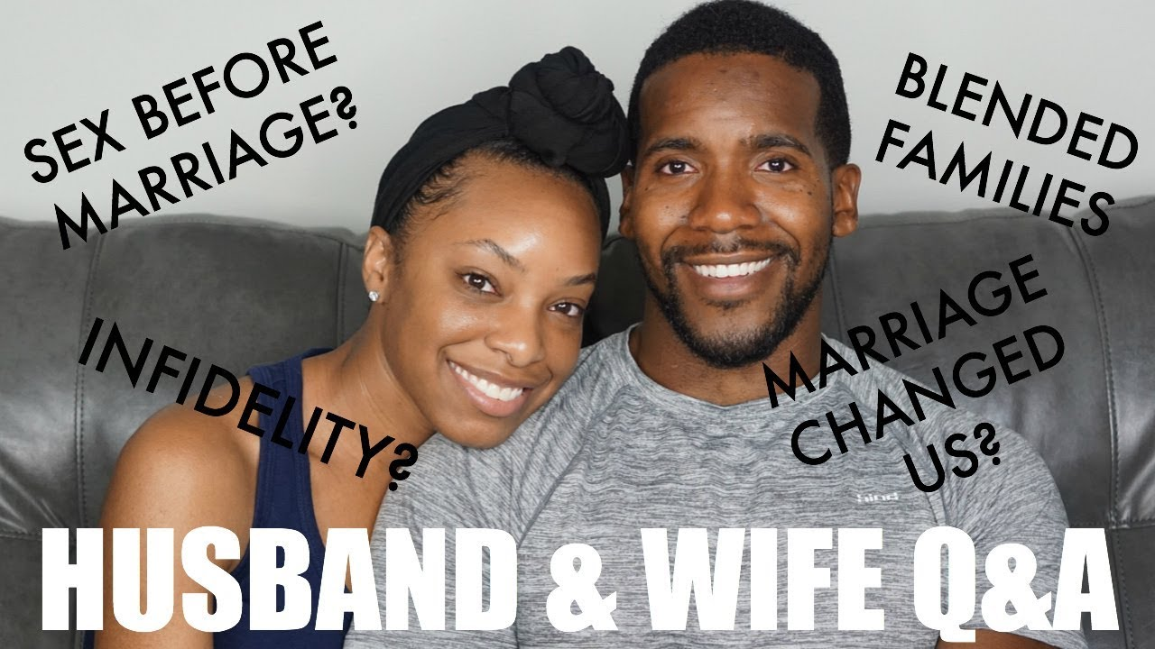 Wife had sex before marraige