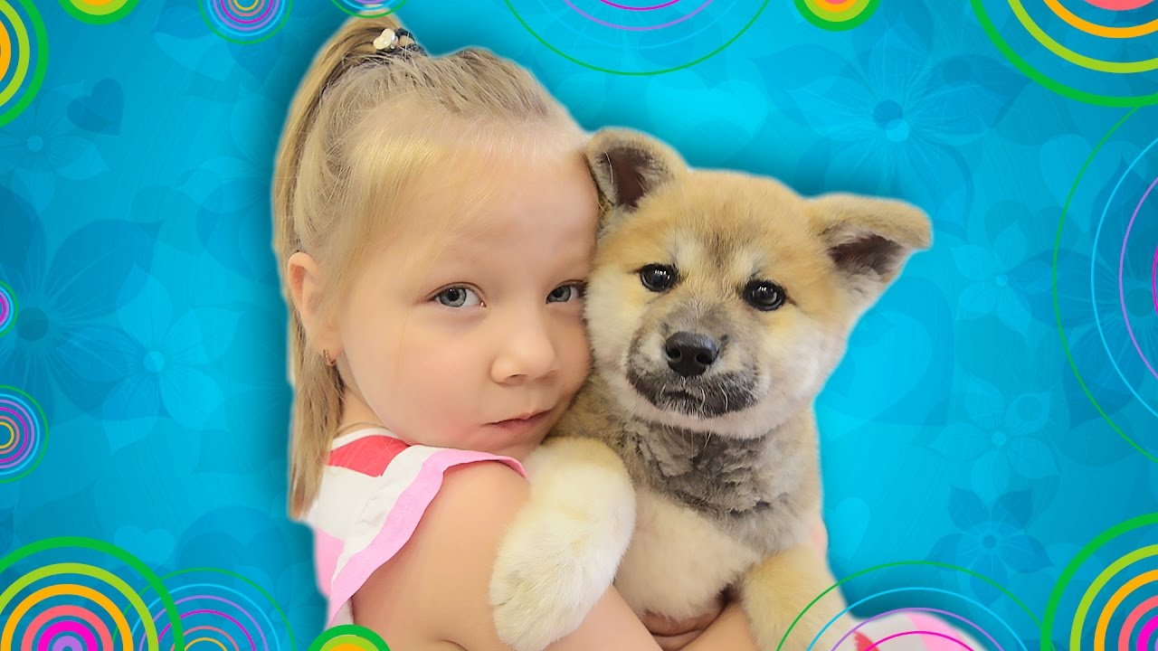 Говорящий щенок Чарли FurReal Friends от Hasbro - YouTube