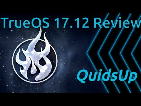 TrueOS 17.12 Review – An Easy BSD