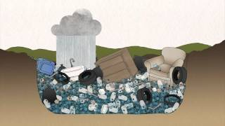 Что случается с выброшенным пластиком - Эмма Брайс