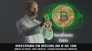Investimento em Bitcoin do Zero ao 100 - Usando Inteligência …