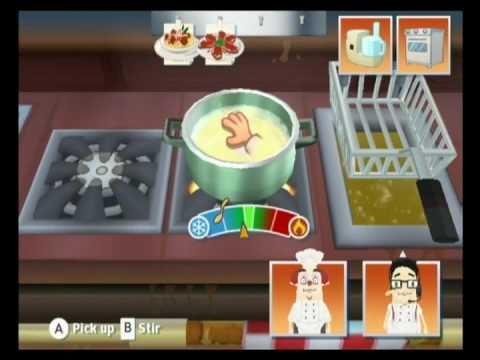Wii Order Up - Stuffolini´s Restaurant thumbnail