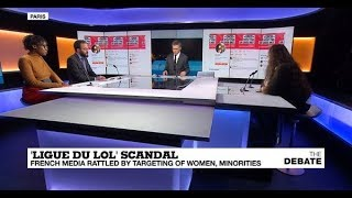 'Ligue du LOL' scandal: French media rattled by targeting of women & minorities
