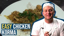 Easy Chicken Korma | Accessible Recipes for People with Learning Disabilities