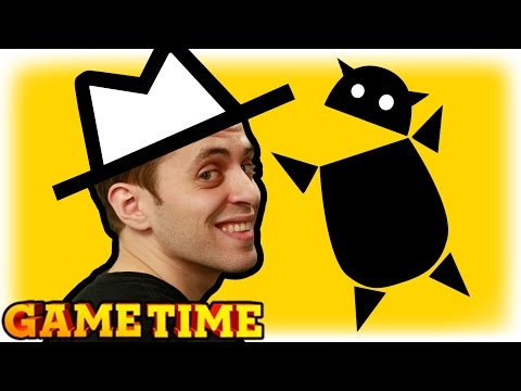FALLING HATS ARE WEIRD! (Gametime w/ Smosh Games)
