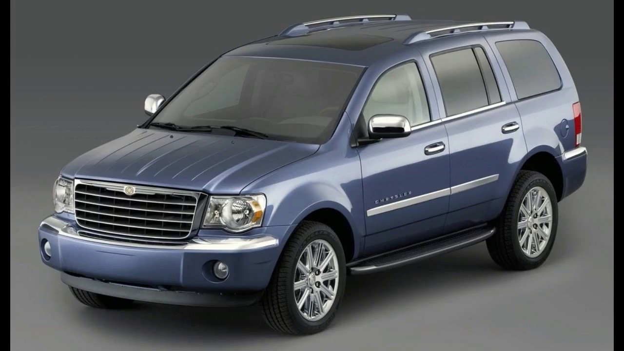 small resolution of 2018 chrysler aspen redesign interior engine release date
