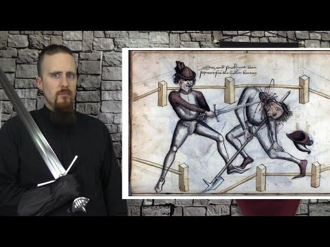 Debunking the myth that Medieval European swords were dull