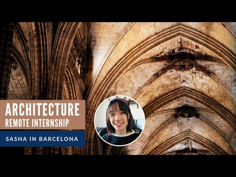 Barcelona Architecture Intern