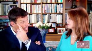 Tony Robbins On How To Instantly Change Your Mental State