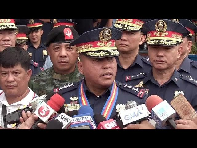 Duterte has own source on 9,000 cops involved in drugs—PNP chief