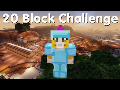 Minecraft PS4 - 20 Block Challenge - Final Episode (38)