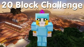 Minecraft PS4 - 20 Block Challenge - Final Episode (38)