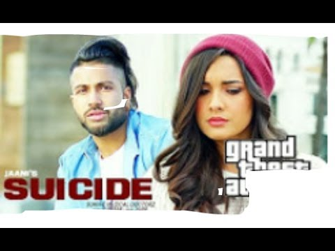 Suicide by Sukhe|Official video| Gta|...