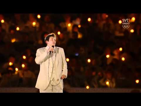 K.d. Lang – Hallelujah (Live Olympic Games 2010 Opening Cermony).avi