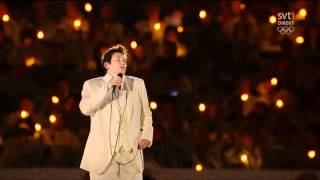 K.d. Lang - Hallelujah (Live Olympic Games 2010 Opening Cermony).avi