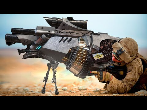 Les 30 meilleures armes et véhicules de combat modernes déjà en utilisation