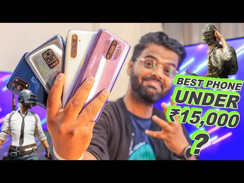Best Phone For Pubg Mobile Under 15000 Rs 🔥🔥 Is Se Ache Option Nhi Milege...
