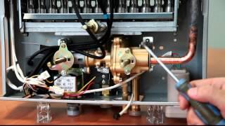 видео ремонт газовых колонок спб