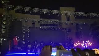 تامر حسني في جامعة بدر