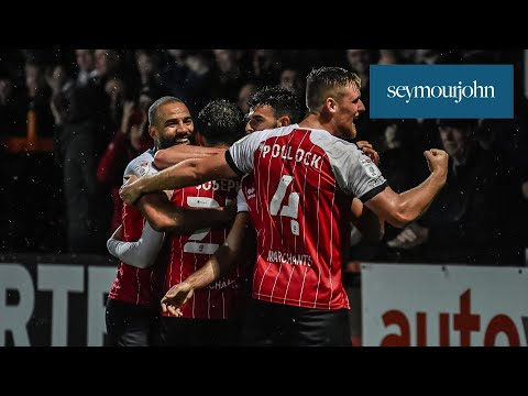 Cheltenham Morecambe Goals And Highlights