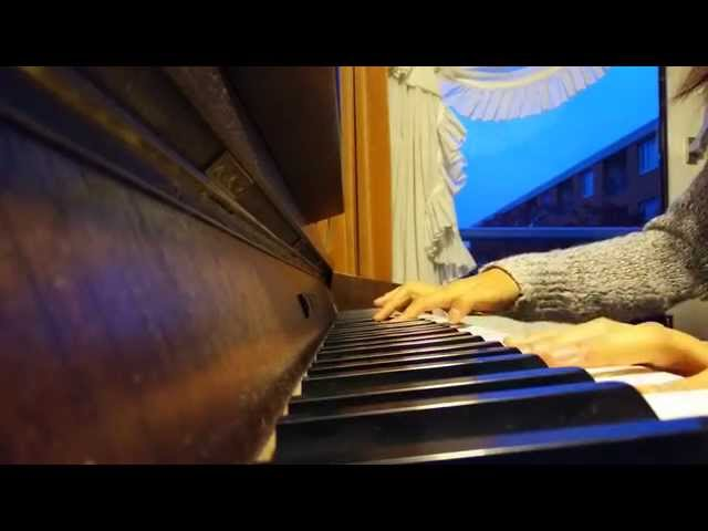 July - In Love (Piano Cover)