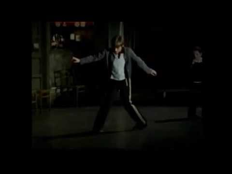 Billy Elliot (London 2005) Liam Mower act 1