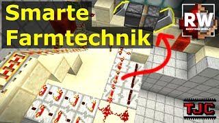 GUTE TECHNIK für großes Vorhaben - Redstone World Ep. 121