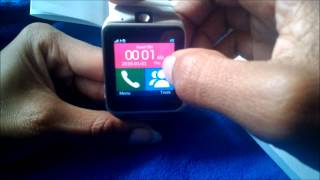 Unboxing Of Smart Watch gv18