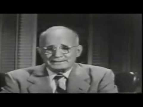 Napoleon Hill - The Secret - in his own words - Full Length