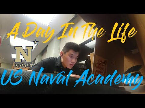 Day In My Life at the US Naval Academy