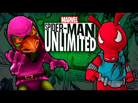 Hodgepodgedude играет Spider-man Unlimited #78 (2 сезон)