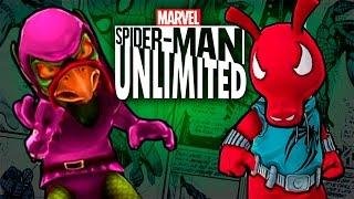 Hodgepodgedude играет Spider-man Unlimited #89 (2 сезон)