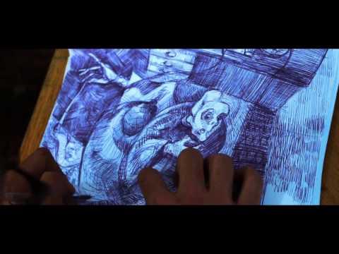 Emsallam - The Last Step (Drawing Visuals by Msallam)