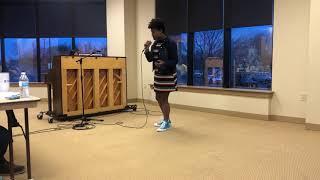 Naomi Scott, Female Vocal Solo, PennDel DFAF 2019