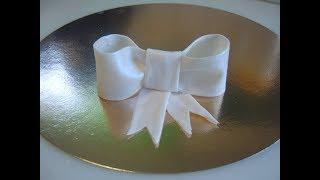 Ленты на торт из вафельной бумаги. Маринкины творинки