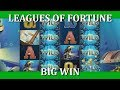 BIG WIN - LEAGUES OF FORTUNE - MICROGAMING