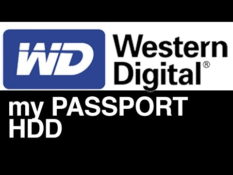 Wd My Port External Hard Drive Set Up Guide For Mac