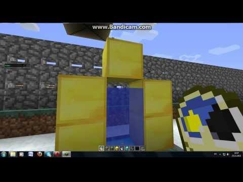 Как строить порталы в майнкрафте на сервере 1 5 2