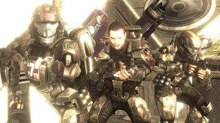 Halo 3: ODST | DESAFÍO MAESTRO AGUANTE con Youtubers de Halo (EPIC FAIL)