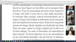 11 La Fundamenta Instruo de Ŭonbulismo | 에스페란토 원불교 정전 공부 (zoom)