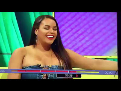 The Most Embarrassing Moment On TV -  Lateysha Grace TWERK FAIL On TV