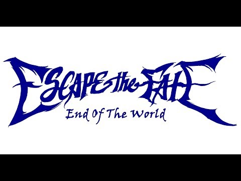 Escape The Fate - End Of The World (Subs Inglés y Español)