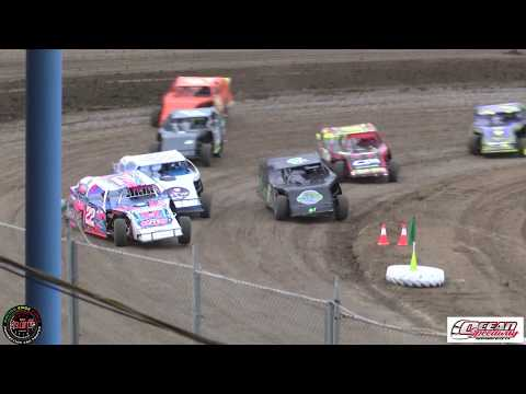 Ocean Speedway July 26th, 2019 IMCA Sport Modified Main Event Highlights