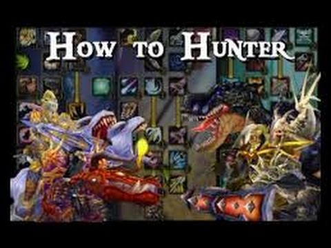 How to Huntard in World of Warcraft