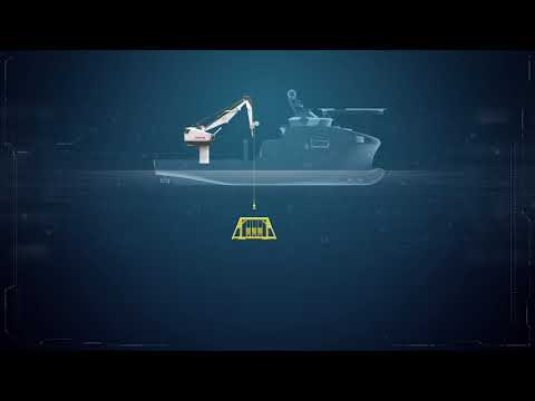 offshore crane : The Agilis LQ