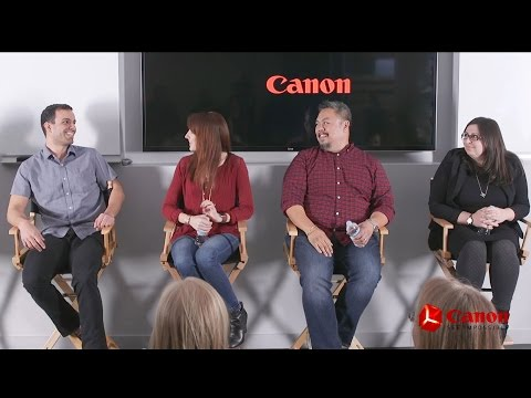 Wedding Photography Panel Discussion | Canon Experience Center