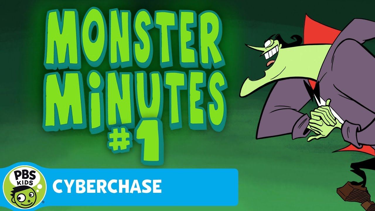 Cyberchase Monster Minutes Chapter 1 Pbs Kids Youtube
