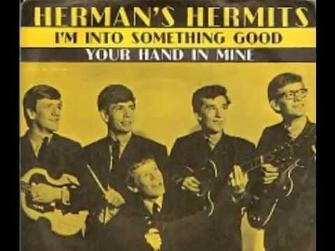 Herman's Hermits - I'm Into Something Good  (Rare 'Mono-to-Stereo' Mix - 1964)