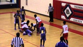 Repeat youtube video Bleckley County Middle School 43, Toombs County 42