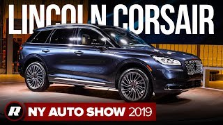 2020 Lincoln Corsair is a more stylish, better-equipped MKC replacement | New York Auto Show 2019